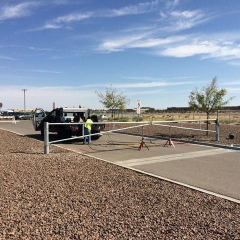 Fort Bliss Fence Welding El Paso Apex Contracting Group