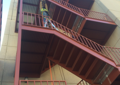 Providence Hospital Parking Garage Stair Replacement